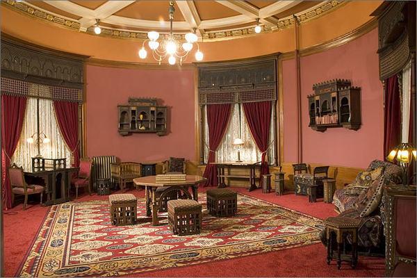 城堡 Moorish Room
