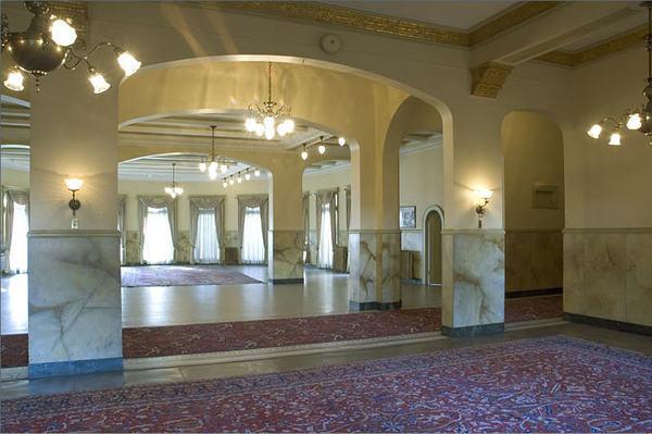 城堡 Ball Room