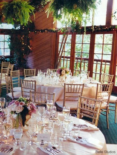 Calamigos Ranch Main Dining Room