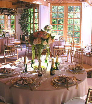 Other dining rooms in the ranch