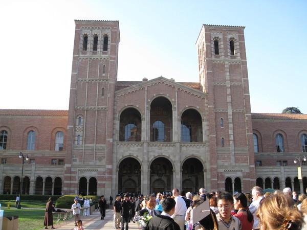 UCLA Toyce Hall