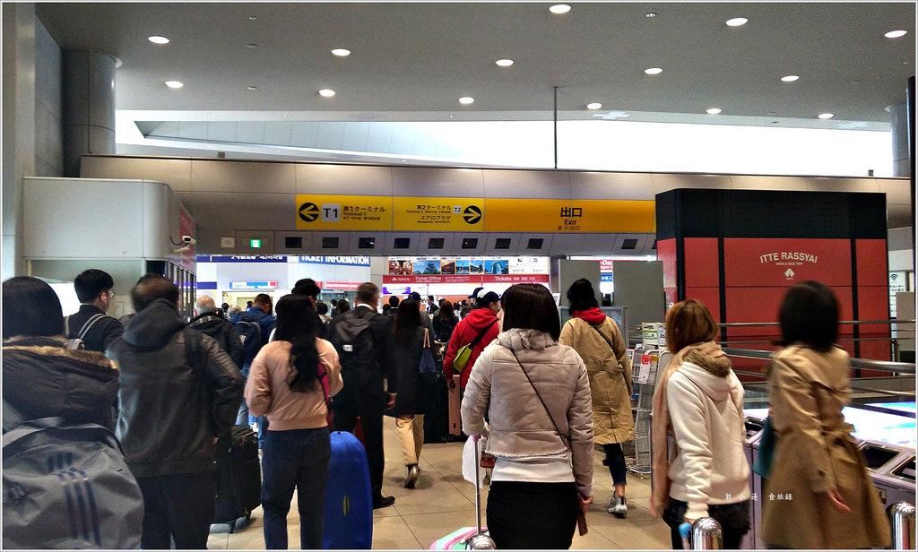 大阪回程難波電車往關西空港_180422_0047