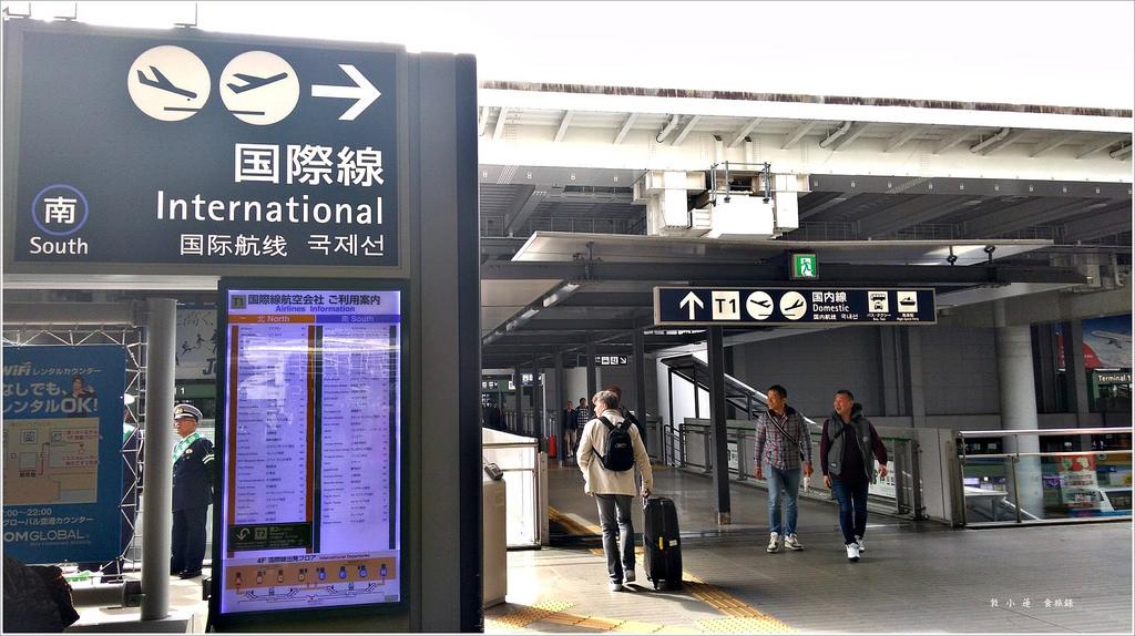 大阪回程難波電車往關西空港_180422_0043_0