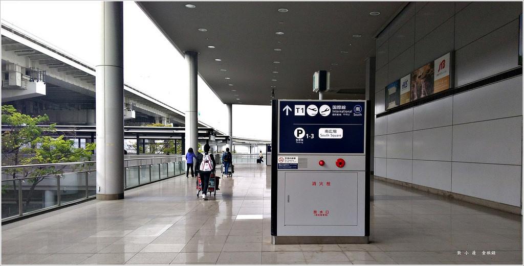 大阪回程難波電車往關西空港_180422_0042_0
