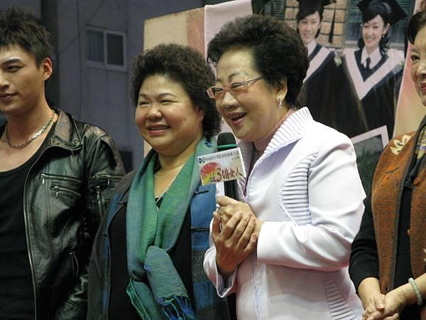 連市長陳菊都來站台喔!!!