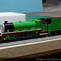 TOMIX 湯瑪士系列 (3號機)---亨利