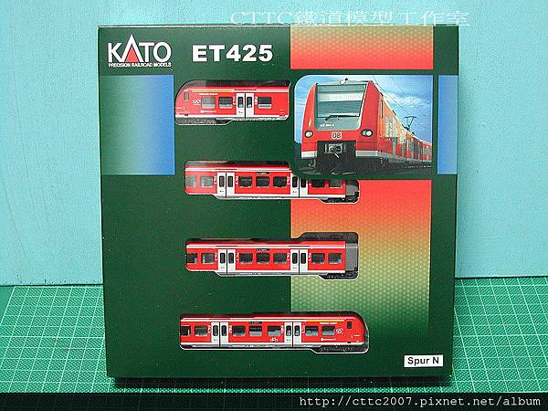 KATO  ET425