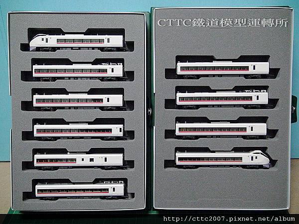 KATO E657系 < 超級日立號 > 全編成
