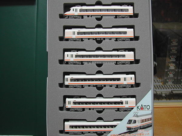 KATO 近鐵21000型 .JPG