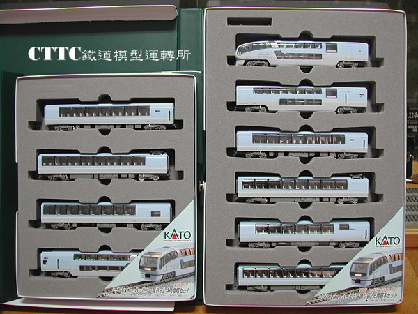 KATO 251系 伊豆舞孃號(舊塗裝)