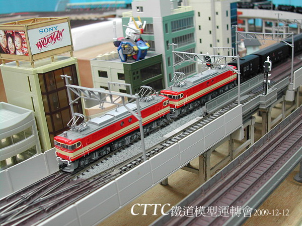 西武鐵道 E851系 重連貨物列車