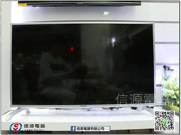 TH-43D410W 正面