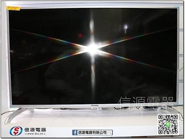 TH-43D410W IPS面板
