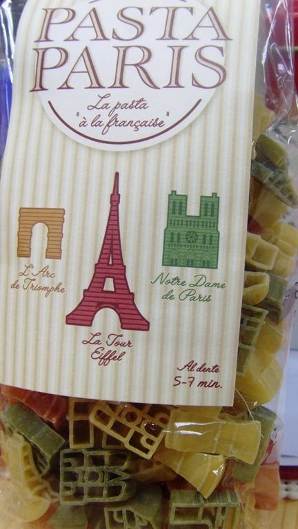 PASTA PARIS造型義大利麵