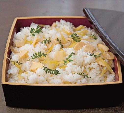 栽食-竹筍壽司