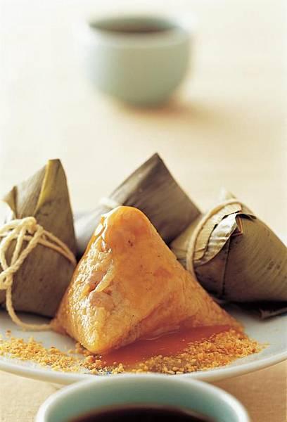 四季素食_素粽
