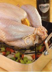 感恩節-火雞