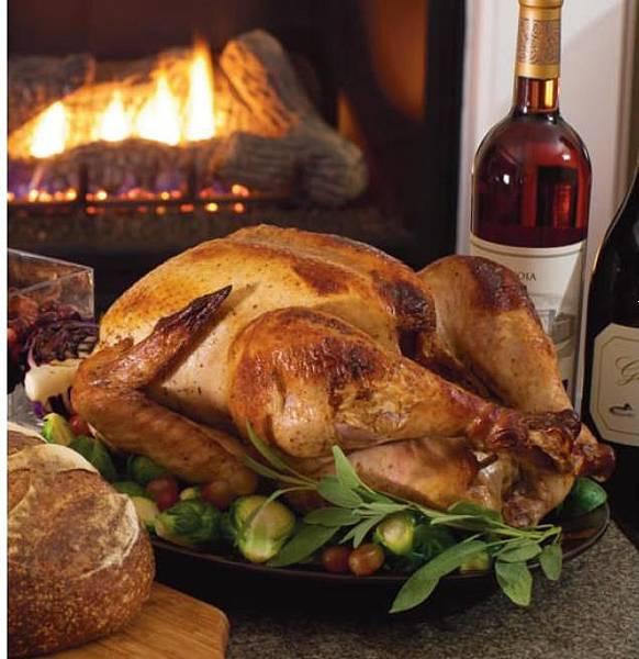 感恩節-火雞2
