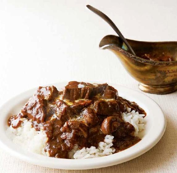 印度風香料咖哩_餐廳風牛肉咖哩