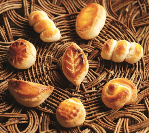 杏仁糖糕(修道院點心食譜_示範)
