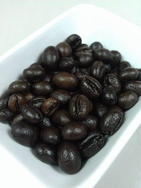 用科學解讀咖啡的秘密_出油豆