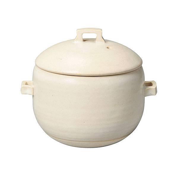 MEISTER HAND OKATTE飯鍋_白