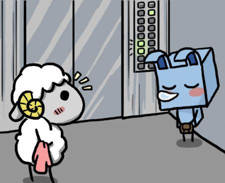 電梯驚魂記