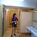 BOSTON BERKELEY YWCA公用浴室與廁所