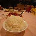 潮州大飯店的白飯一碗