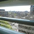 BOSTON BERKELEY YWCA房間窗外