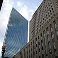 Boston跟紐約很不一樣,就像影集裡面的美國耶!