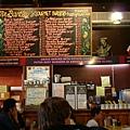 Harvard University對面的好吃漢堡店Mr.Bartley's Gourmet Burgers