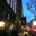 SOHO街道跟路人都特別美