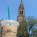 Ice Tall Latte@波士頓2009