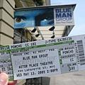 Blue Man Group 學生票 Student USD$29