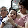 新加坡來的爺爺奶奶