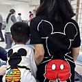 朱媽媽與小葡萄-米老鼠裝.jpg