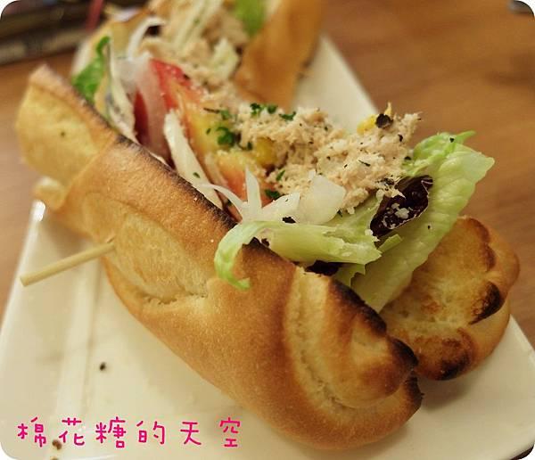 00鮪魚三明治1
