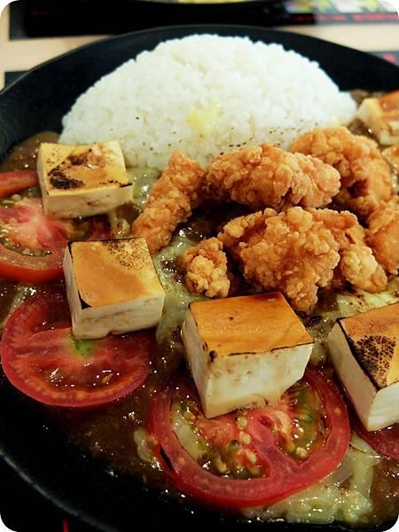 雞豆腐蕃茄3