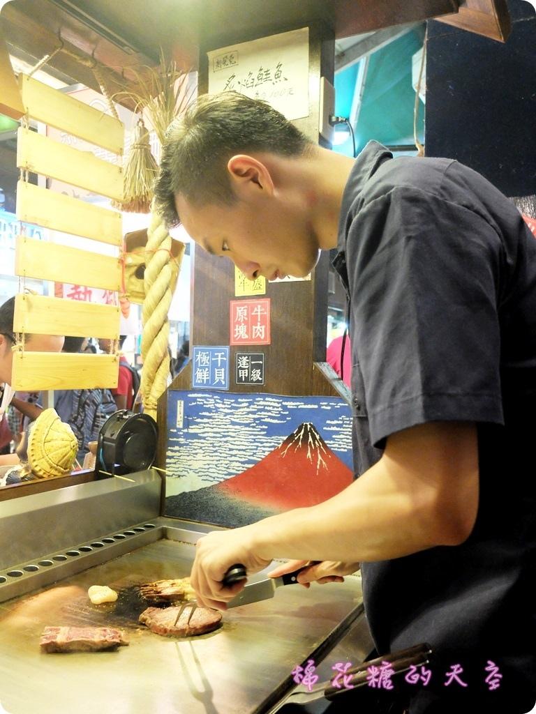1439545494 1151049354 - 【熱血採訪】逢甲夜市吃『一將燒』鐵板專門店~生食級大干貝、彈牙大海老、多汁角切牛、香煎厚鮭魚通通都在『一將燒』