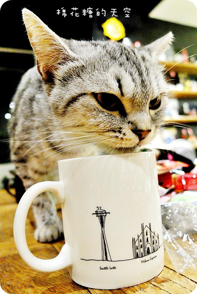 1446260234 3957356718 - 《台中咖啡》逢甲夜市裡也有老宅改建咖啡店!好日咖啡深夜傳來不只咖啡香,還有好料義大利麵~