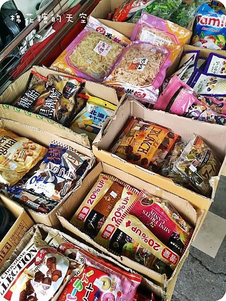 "1454134323 2679486978 n - 《台中購物》第三市場裡的田宇生活用品滿滿都是日本進口零食餅乾~還有超級多可愛""飯友""~媽媽們小心!慎入~~"