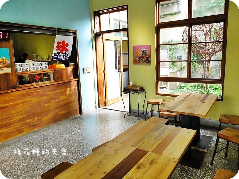 1462815085 2279393175 - 《台中吃冰》濃濃復古風情~三時冰菓店,手工果醬、杏仁豆腐、還有一整碗的新鮮水果,就在大坑圓環旁唷!