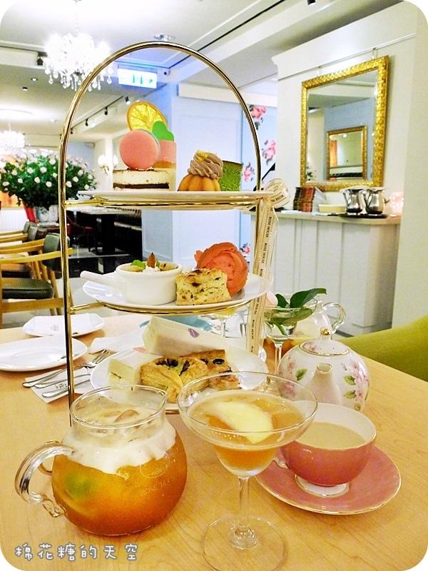 玫瑰園餐點下午茶.JPG