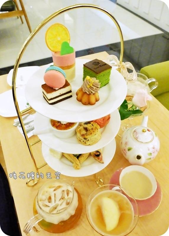 玫瑰園餐點下午茶2.JPG