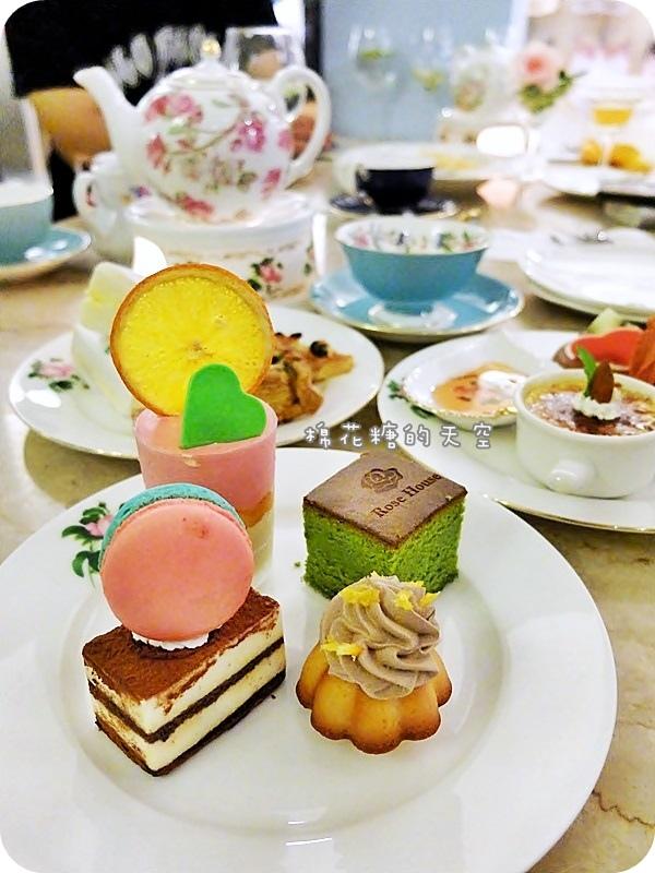 玫瑰園餐點下午茶5.JPG