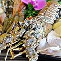 海鮮盤龍蝦3.JPG