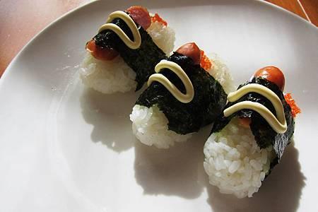 寿司(笑)