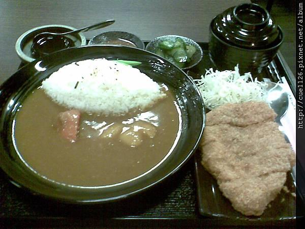 咖喱豬排140