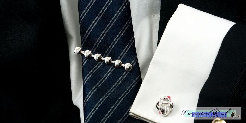 圓接個性造型領帶夾
